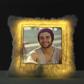 LED Personalized Cushion